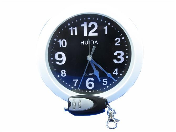 Round alarm clock 4