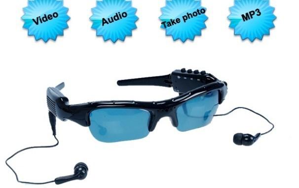 Sunglasses Hidden Camer