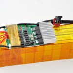 UHF Jammer WIFI blocker with battery CTS-UWE 3