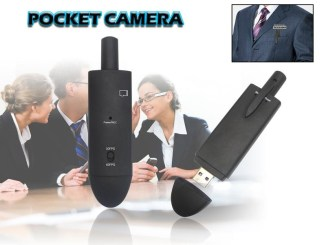 60FPS Pocket Pen camera