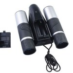 Binocular digital camera