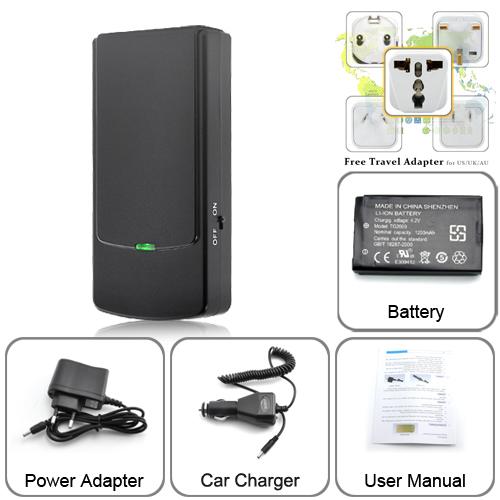 Bloqueador Celular 3G 4