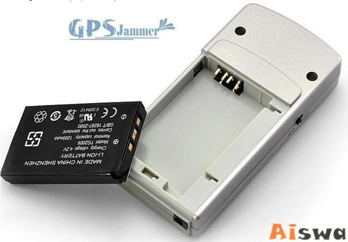 Bloqueador de GPS 3
