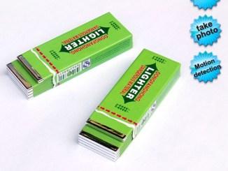 Chewing Gum Hidden Camera