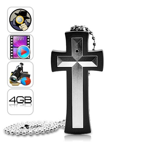 Cross Spy Camera