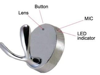 Hanger Hook Camera