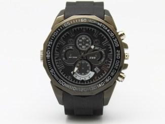IR Sensing Watch Camera