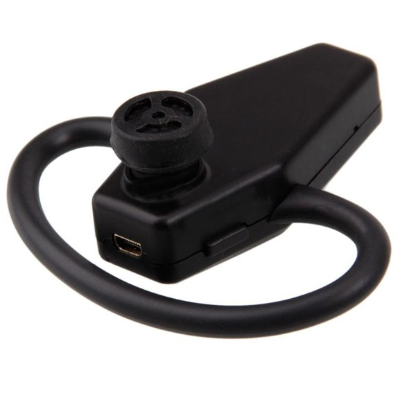 Mini Earphone Video Camera  4