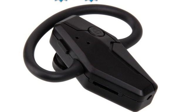 Mini Earphone Video Camera