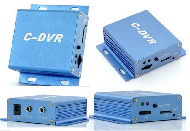 Mini Security DVR 4
