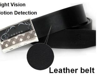 Night vision Belt camera