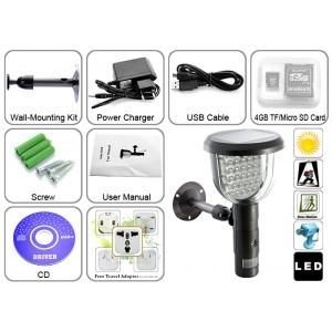PIR Home security camera 3