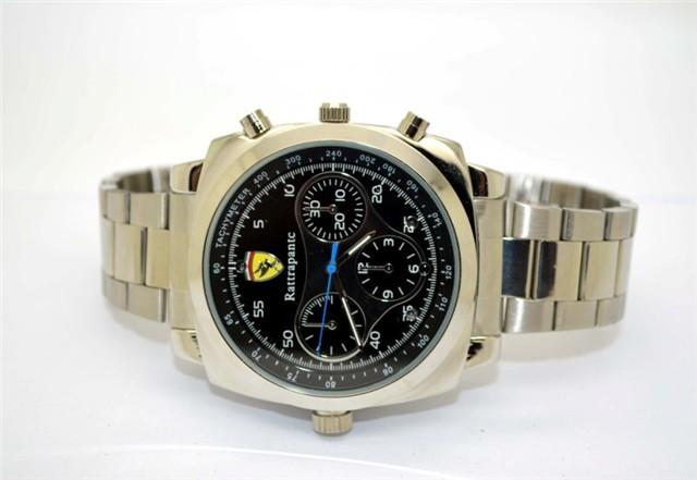 Steel Chain Watch Camera 2