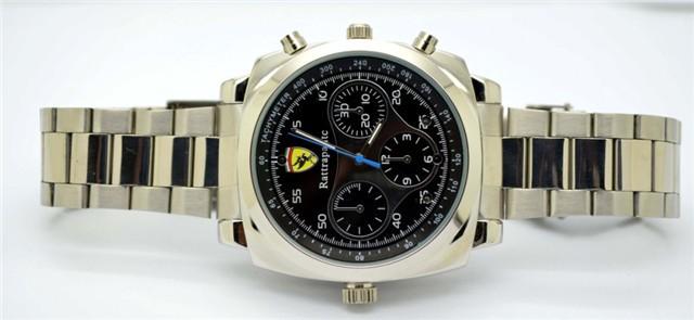 Steel Chain Watch Camera 3