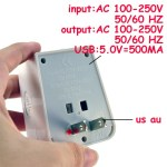Universal Adapter DVR Spy Camera