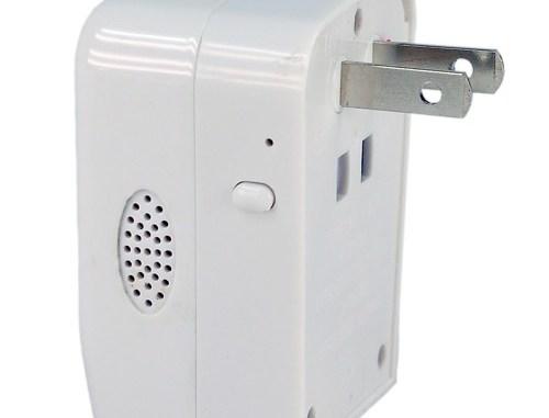 Universal Adapter DVR Spy Camera
