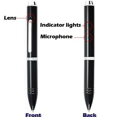 sound detection Pen camera