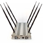 Adjustable 70W Powerful Jammer 2G 3G 4G Phone Jammer for 100 Meters 2