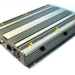 Adjustable 70W Powerful Jammer 2G 3G 4G Phone Jammer for 100 Meters 4