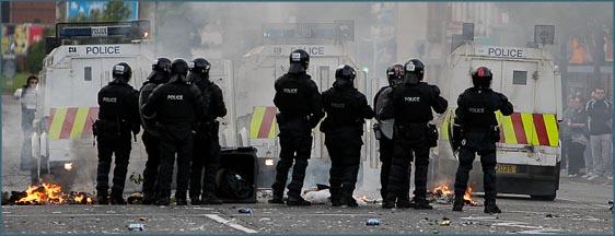 Anti-Riot jammer