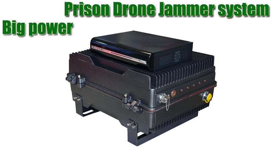 drone jammer prison
