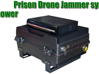 prison drone jammer