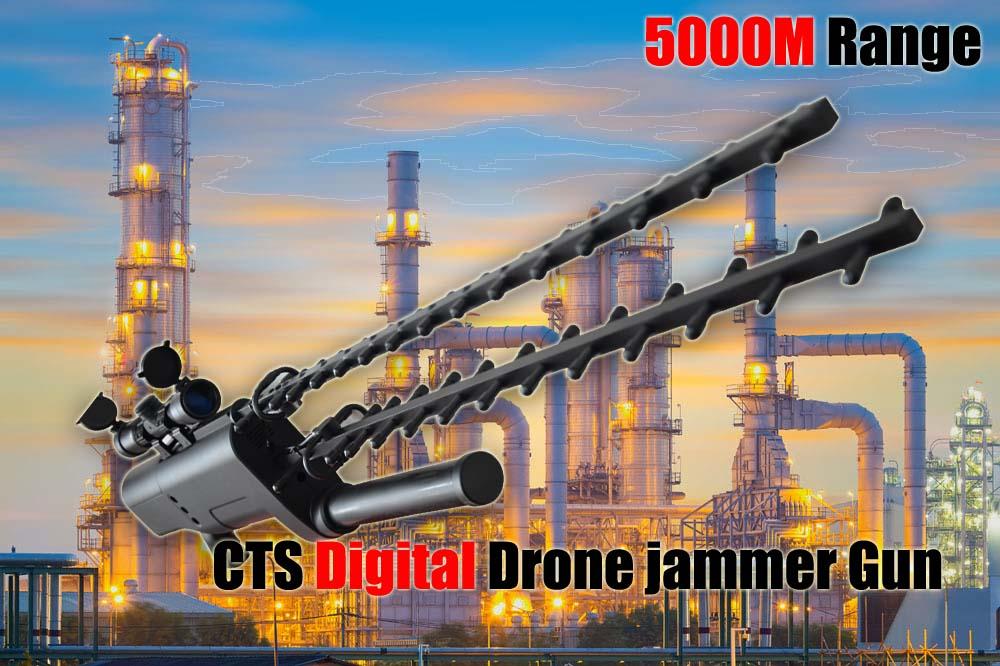 315 433 mhz jammer   8 Antennas Jammer 10 Meters