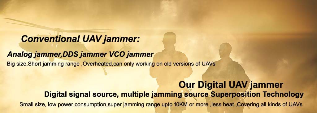 drone jammer logoused