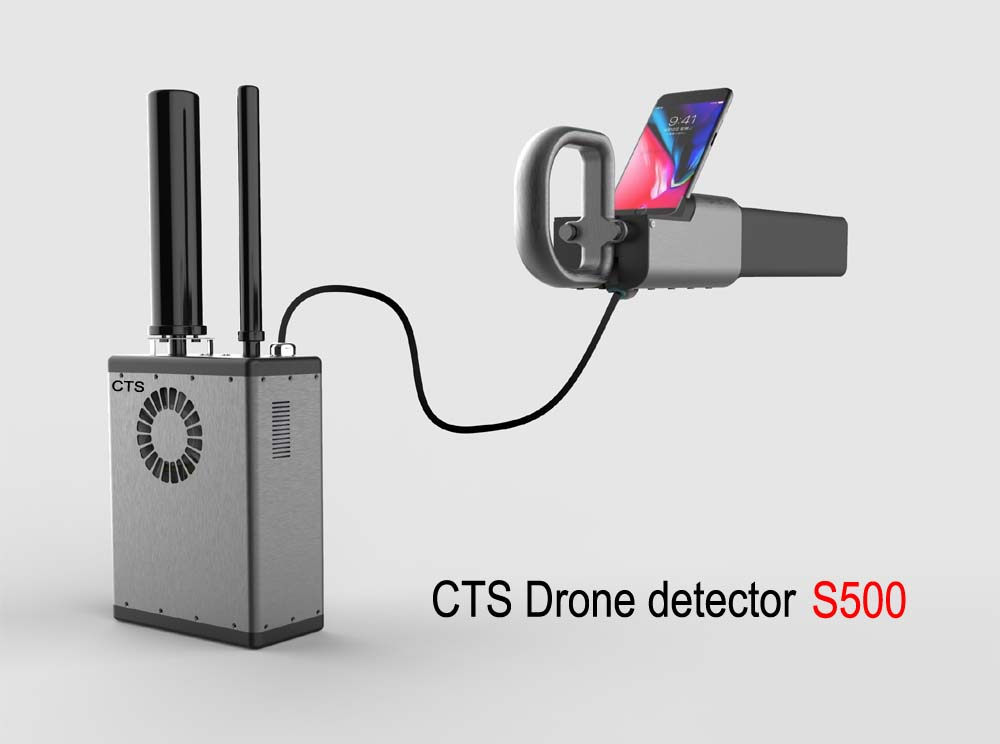 s500 drone detector
