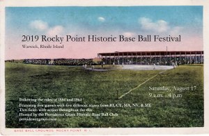 Rocky Point Historic Base Ball Festival