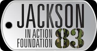 Jackson in Action 83 Foundation Gives to Military Families