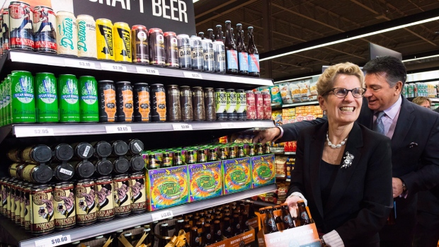Where To Buy Beer At Ont. Grocery Stores: The Complete