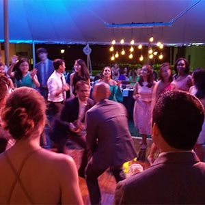 CT Wedding DJ Reception Package