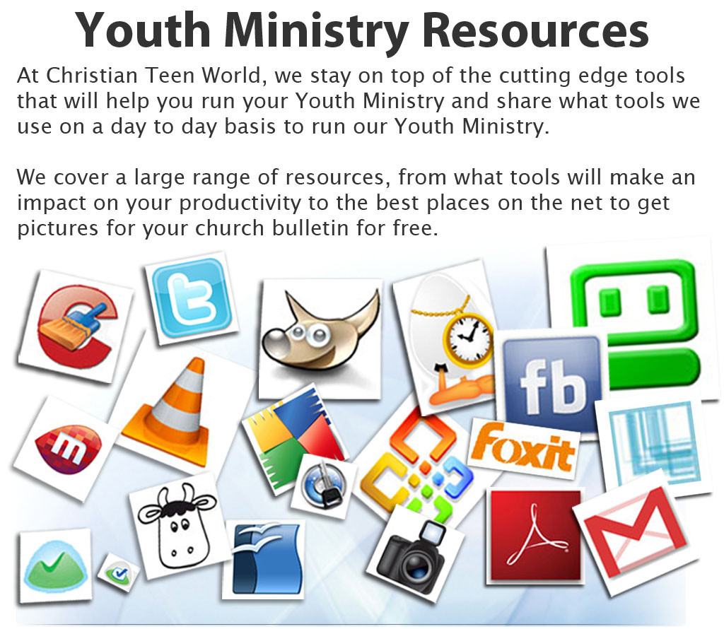 Youth Ministry Group Lessons Christianteenworld