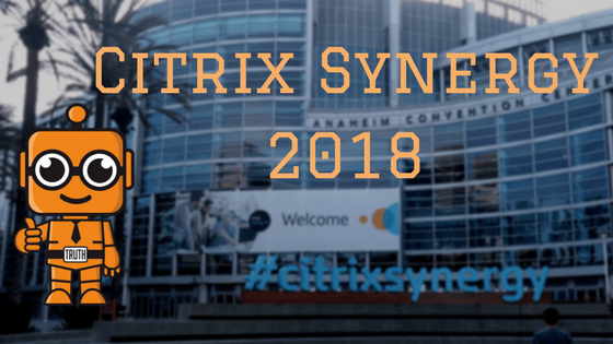 Citrix Synergy 2018