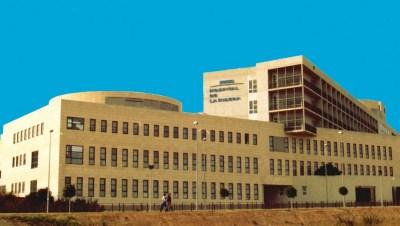<p>Hospital Universitario de La Ribera, Alzira.</p>