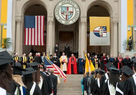 Image result for catholic school graduation basilica