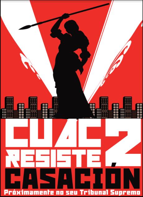 Cartel Cuac FM recurso TS