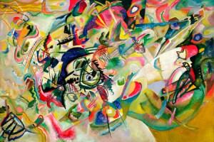 3Wk2609 - Kandinsky - Composition No. 7