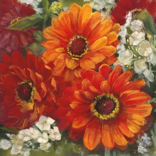 W27832 - Carol Rowan - Summer Gerberas II