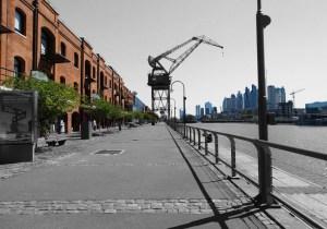 CS103BWC | Viejos Nuevos Docks - Puerto Madero