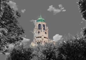 CS104BWC | Torre de la Legislatura