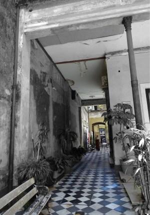 CS105BWC1 | Patio de San Telmo
