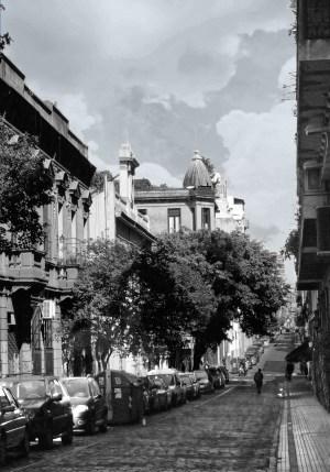 CS111BW | Calle de San Telmo
