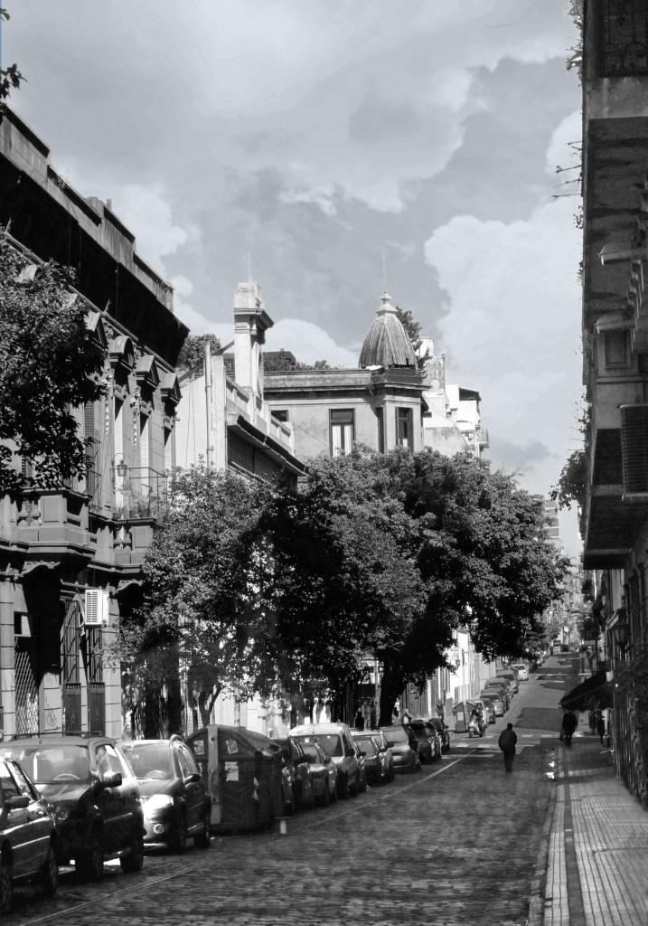CS111BW   Calle de San Telmo