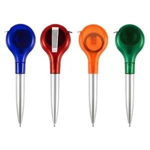 Bolígrafo con huincha de medir