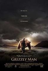Grizzly man cartel película