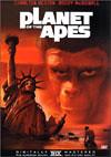 EL planeta de los simios cartel de la película