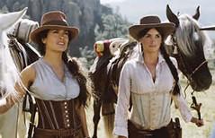 Penélope Cruz y Salma Hayek en Bandidas