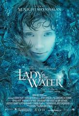 La joven del agua película